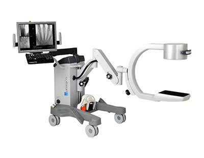 Orthoscan mini C arm